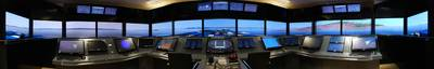 The Full Mission Bridge Simulator