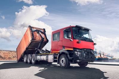 MULTILIFT XR21S with COMMANDER Photo Hiab