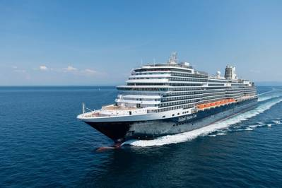 Nieuw Statendam. Photo: Holland America Line