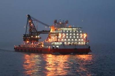 Norce Endeavour: Photo credit Solstad Offshore