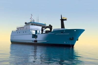 Northern Leader: Image credit Jensen Maritime