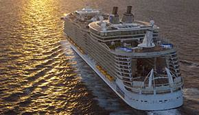 Oasis of the Seas (Photo courtesy of Royal Caribbean International)