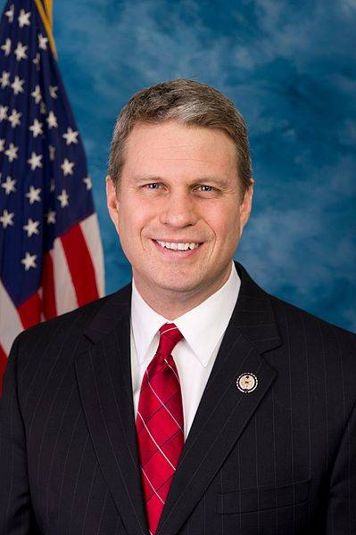 Official portrait of U.S. Rep. Bill Huizenga (Courtesy U.S. House of Representatives)