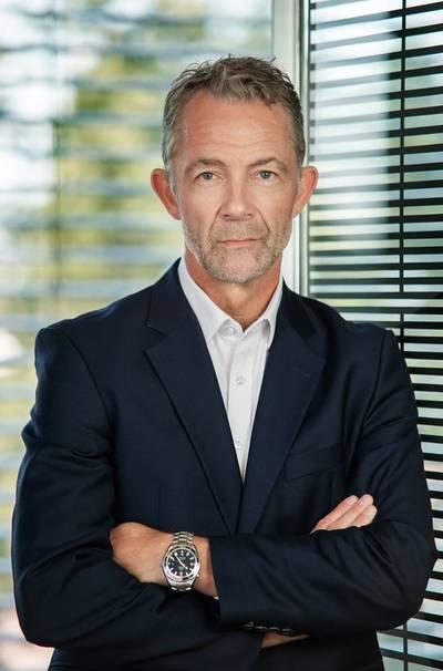 马克奥尼尔,首席执行官 - 哥伦比亚船舶管理(照片:哥伦比亚Shipmanagement)