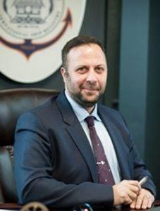 Panos Kirnidis (Photo: PISR)