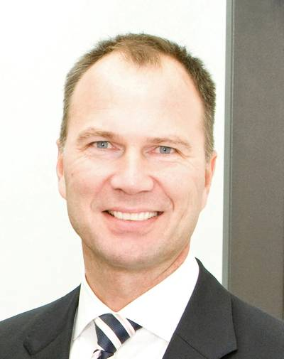 Pekka Paasivaara, a member of the GL Executive Board