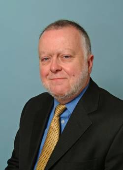 Peter Hinchliffe (Photo: ICS)