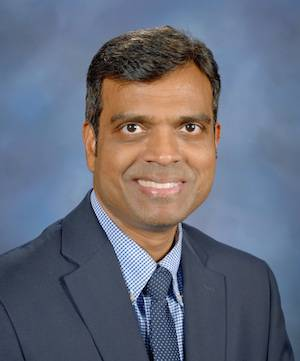 Dr. Phaneendra Kondapi (Photo: Texas A&M University)