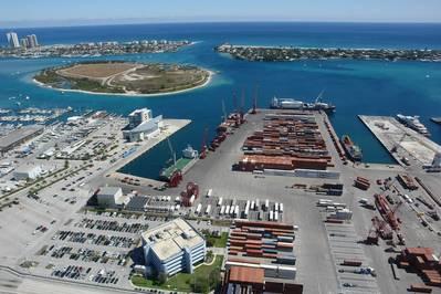 (Photo: The Port of Palm Beach)