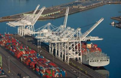 File Photo: Port of Long Beach