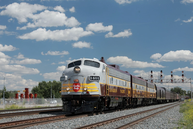 Photo: Canadian Pacific Railway