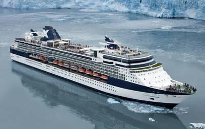 Photo courtesy Celebrity Cruises and provided by Solar Solve Marine