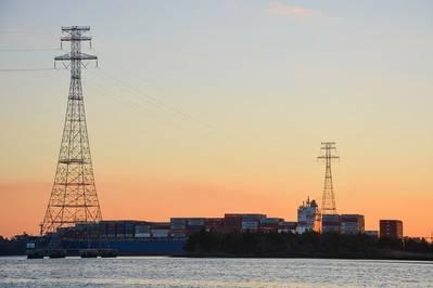 Photo courtesy of North Carolina Ports