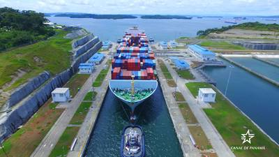 Photo courtesy Panama Canal