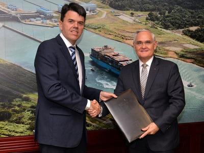Photo courtesy of Panama Canal Authority