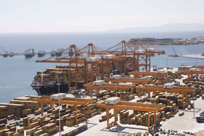 Photo courtesy of Piraeus Port Authority