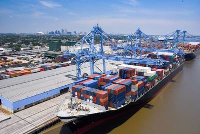 Photo Credit: Port of New Orleans