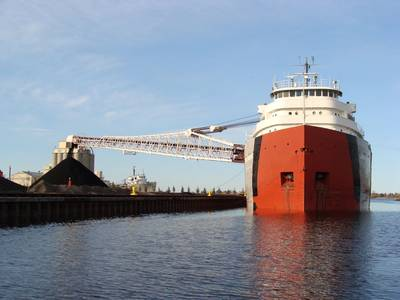 File photo: Port of Duluth/Superior