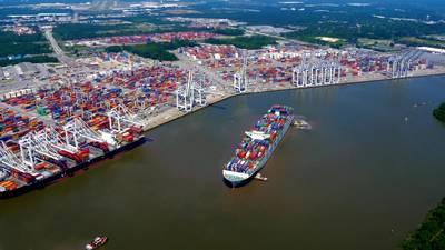(Photo Georgia Ports Authority)