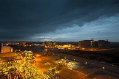 Photo: Grain LNG