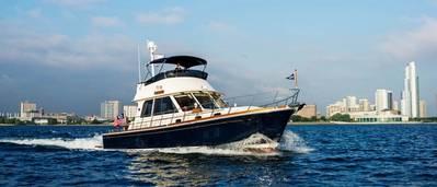 Photo: Grand Banks Yachts