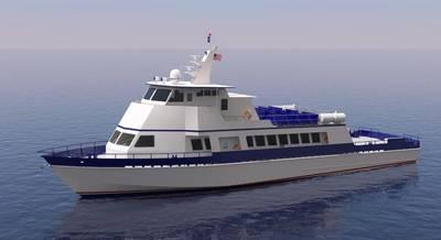 (Photo: Gulfstream Shipbuilding)