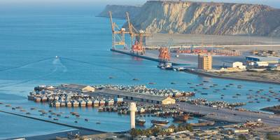 (Photo: Gwadar Port Authority)