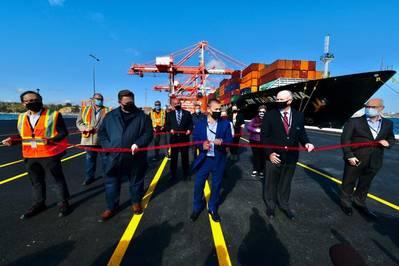 (Photo: Port of Halifax)