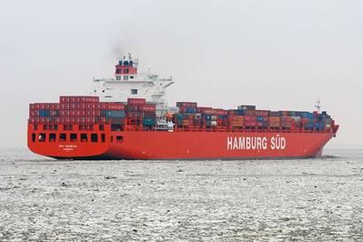 File photo: Hamburg Süd