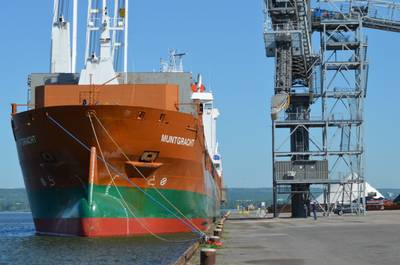 (Photo: Hamilton Port Authority)