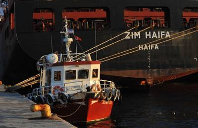 Photo: ZIM Integrated Shipping Services Ltd