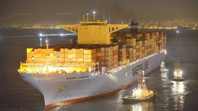 (File photo: Maersk)