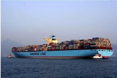 File photo: Maersk Line