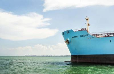 (Photo: Maersk Tankers)