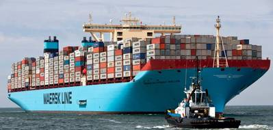 Photo: A.P. Moller – Maersk