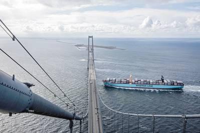 Photo: A. P. Moller - Maersk
