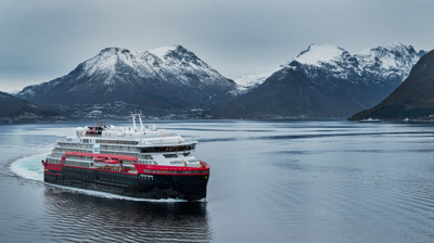 Photo: MOTION AIR/Hurtigruten