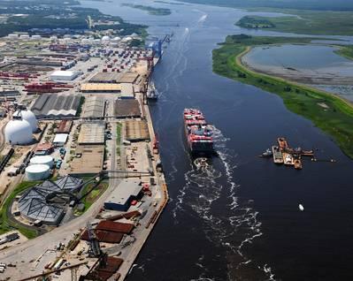 Photo: North Carolina Ports