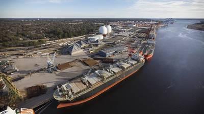 (Photo: North Carolina State Ports Authority)