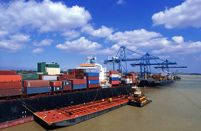 Photo: Port of New Orleans