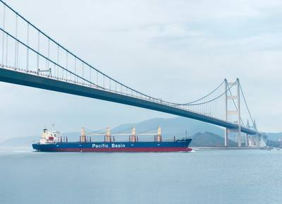 (Photo: Pacific Basin Shipping)