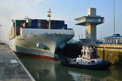 Photo: The Panama Canal Authority