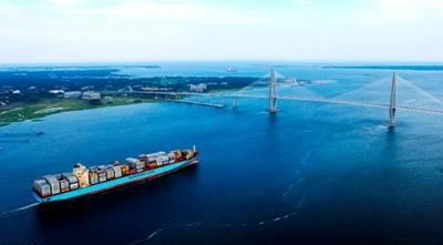 (Photo: South Carolina Ports Authority)