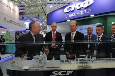 Photo: Sovcomflot