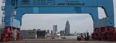 Photo: APM Terminals