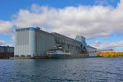 (Photo: Thunder Bay Port Authority)