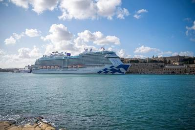 Photo: Valletta Cruise Port