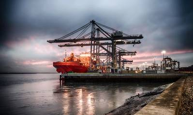 (Photo: DP World London Gateway)