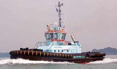 Picture PB Towage tug