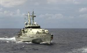 HMAS Pirie (Photo: Royal Australian Navy)